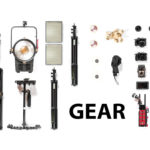 Gear white background
